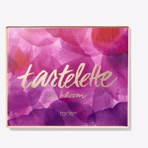 tartelette in bloom clay palette ‼️‼️USED